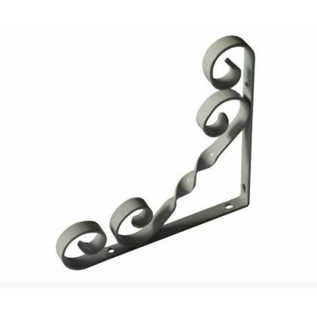 Декоративна конзола 15 x 15 см, метал