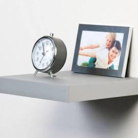 Рафт - цвят алуминий - 23.5х23.5х3.8 см