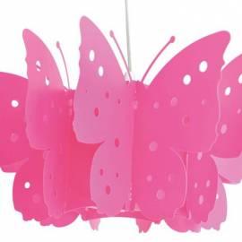 Детска лампа Пеперуди, 1xE27, 40W