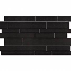 Фаянс 30 x 60 см, черен