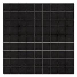 Мозайка - черна 30 x 30 см, неглазирана
