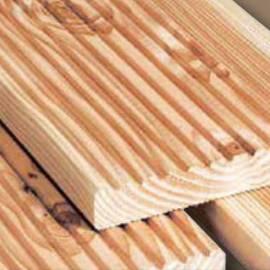 Дъска за външна тераса 2,7 x 12 x 300 см, импрегнирана