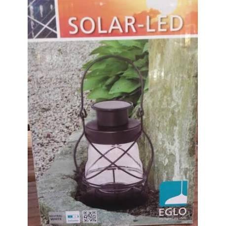 Соларна лампа - градински фенер
