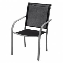 Градински стол - черен