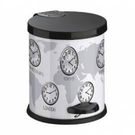 Кошче за отпадъци 4 л, clock