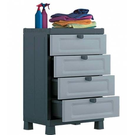 Шкаф PVC -  65x45x97 см