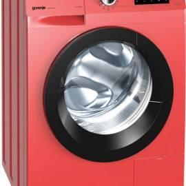 W7543LR - Перална машина свободностояща - A+++ огнено червена
