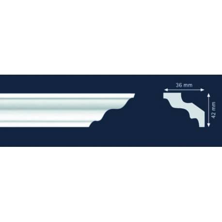 Декоративни полистиролни первази М50