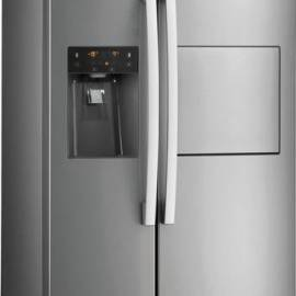 Хладилник с фризер Gorenje NRS9181CXB - А+