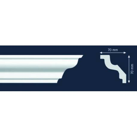Декоративни полистиролни первази М100
