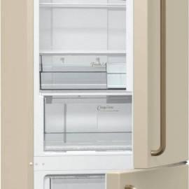 Хладилник с фризер Gorenje NRK621CLI - А+ слонова кост