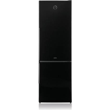 Хладилник с фризер Gorenje Simplicity RK62FSY2B - А+ черен
