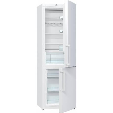 Хладилник с фризер Gorenje - А+ бял, RK6191AW