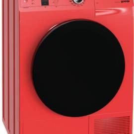 Сушилна машина на принципа на конденза - A++ червена D8565NR