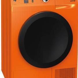 Сушилна машина на принципа на конденза - A++ оранжева D8565NO