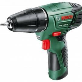 Акумулаторен винтоверт Bosch PSR 1080 L
