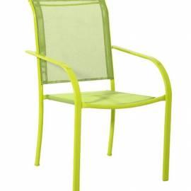 Градински стол - зелен