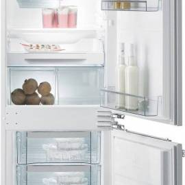 Хладилник за вграждане с фризер Gorenje - А+ NRKI5181LW