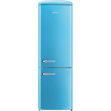 Хладилник с фризер Gorenje Oldtimers - А++ ORK192BL