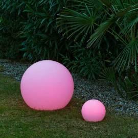 Светеща топка, диаметър 20 см