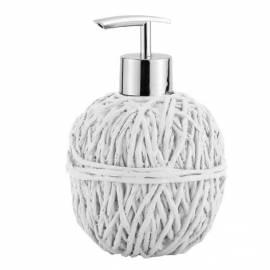 Дозатор за сапун  0.320 л, бял