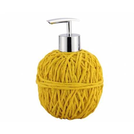 Дозатор за сапун 0.320 л, жълт