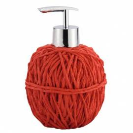 Дозатор за сапун 0.320 л, червен