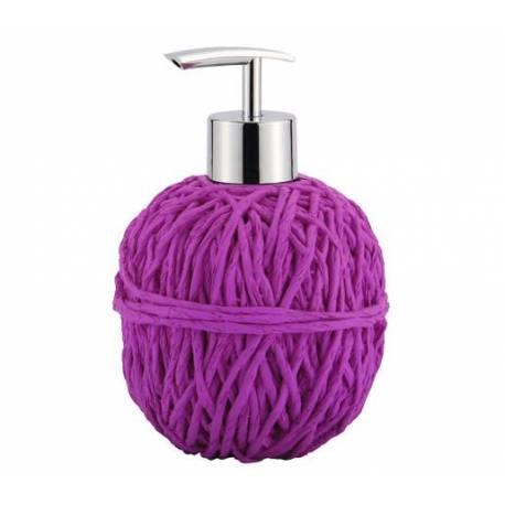 Дозатор за сапун 0.320 л, розов