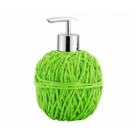 Дозатор за сапун 0.320 л, зелен