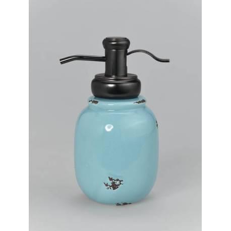 Дозатор за сапун, тюркоаз, 0,300 л
