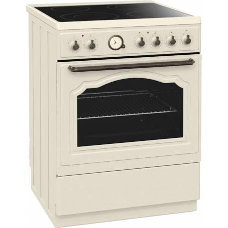 Електрическа печка със стъклокерамичен плот - A , EC67CLI