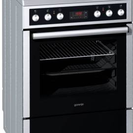 Електрическа печка със стъклокерамичен плот - клас A , EC67337AXG