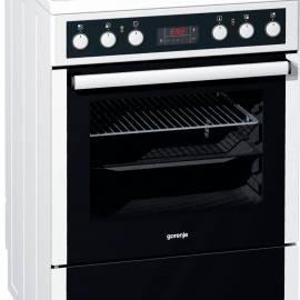 Електрическа печка със стъклокерамичен плот - клас A , EC67337AWG