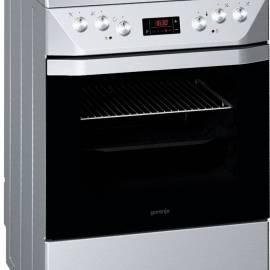 Електрическа печка със стъклокерамичен плот - клас A , EC67320BX