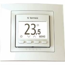 Седмичен програматор - термостат за подово отопление Тerneo pro