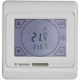 Сензорен терморегулатор седмично програмируем - термостат за подово отопление Тerneo sen