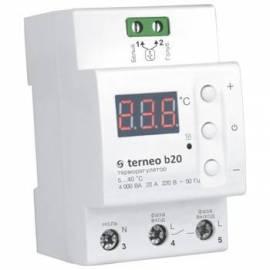 Термостат с повишена мощност - Тerneo b20