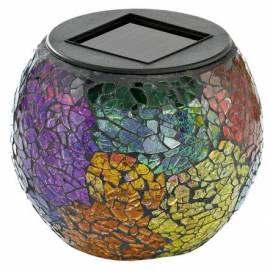 Соларна лампа - мозайка топка
