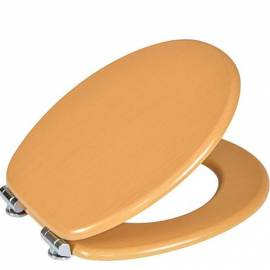 Тоалетна седалка МДФ - декор бук