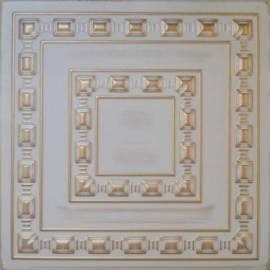 Декоративни XPS пана - Grey Gold 06 злато