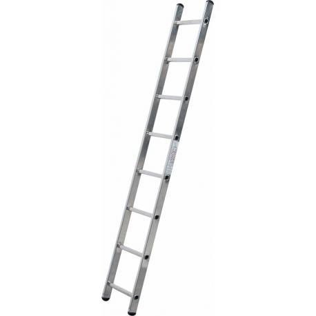 Права стълба с работна височина до 3,5 м, 8 стъпала