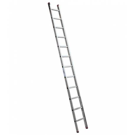 Права стълба с работна височина до 4,7 м, 12 стъпала