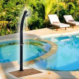 Соларен градински душ - 20 л - h-2.20 м /наклонен