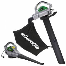 Електрически листосъбирач Gardol GLSI 260, 2600 W