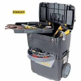 Куфар за инструменти с колела Stanley, 627х473х302 мм