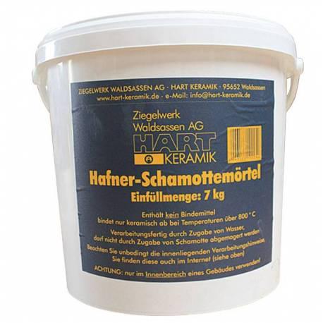 Tермоустойчив хоросан за шамот 7 кг - до 1000 градуса