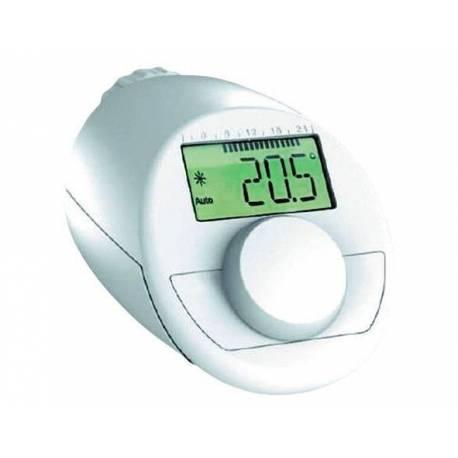 Термоглава за радиатор - енергоспестяваща и регулируема
