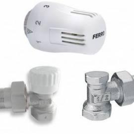 Термоглава за радиатор - Ferro ZTM2, комплект