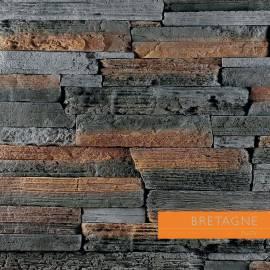 BRETAGNE- Rusty- декоративен камък