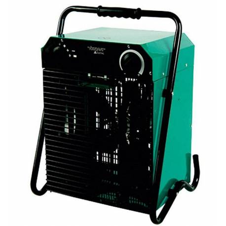 Индустриален калорифер 9000W, 400V, 49x29x34 см